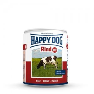 Happy Dog Rind Pur - rundvlees - 12x400g