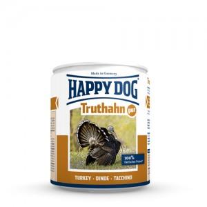 Happy Dog Truthahn Pur - kalkoenvlees- 6x800g
