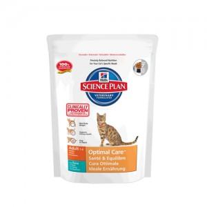 Hill's science plan feline adult optimal care toni