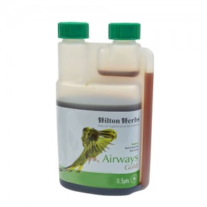 Hilton Herbs Airways Gold for Birds - 500 ml