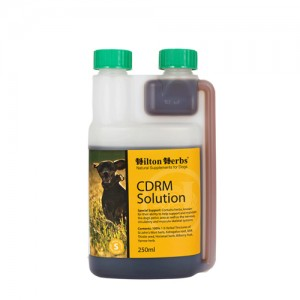 Hilton Herbs CDRM Solution for Dogs - 250 ml