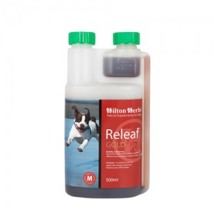 Hilton Herbs Releaf Gold for Dogs - 500 ml