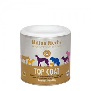 Hilton Herbs Top Coat for Dogs - 60 g