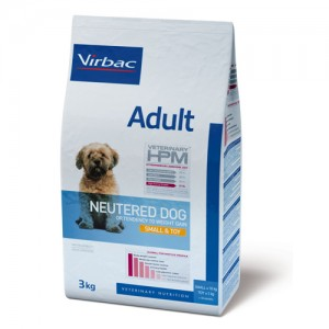 HPM Veterinary - Adult Small & Toy - Neutered Dog - 1,5 kg