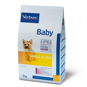 HPM Veterinary - Baby Small & Toy Dog - 1,5 kg
