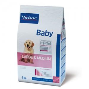 HPM Veterinary - Large & Medium - Baby Dog - 12 kg