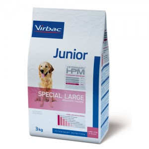 HPM Veterinary - Special Large - Junior Dog - 7 kg