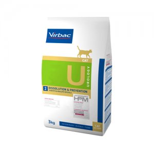 HPM Veterinary Dietetic Cat - Dissolution & Prevention - 3 kg