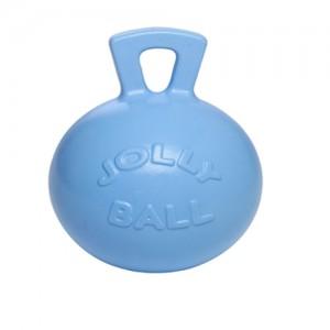 Jolly Ball Paard - Lichtblauw met bosbesgeur