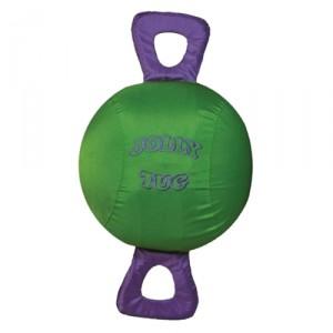 Jolly Tug Ball Equine - 35 cm - Groen