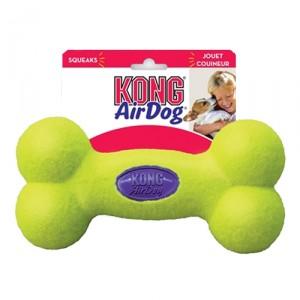 Kong air squeaker bot hondenspeelgoed