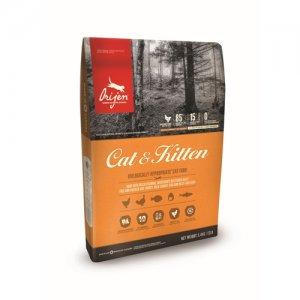 NIEUW Orijen Cat & Kitten Whole Prey Proefverpakking - 340 g