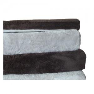 NML Health Bed Comfort Dry Matras Cover Chocolate - 118 x 74 x 4 cm