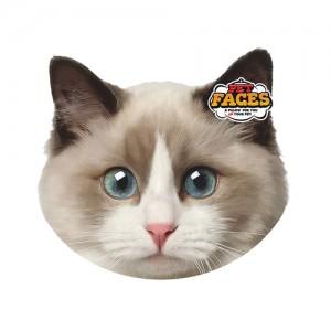 Pet Faces Cat - Ragdoll