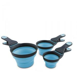 Popware KlipScoop - Large 473ml - Blauw
