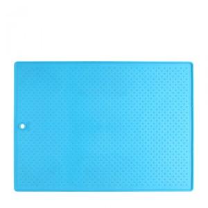 Popware Pet Bowl Grippmat (43 x 59 cm) - Blauw