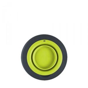 Popware Single Elevated Feeder - Small - Groen