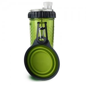 Popware Snack Duo met Travelcup - Groen