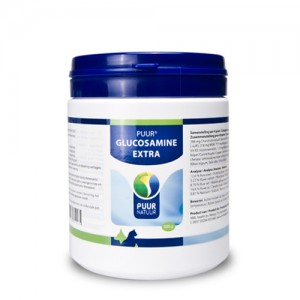 Puur Glucosamine Extra (voorheen Puur Glucosamine Compleet) - 500 gr.