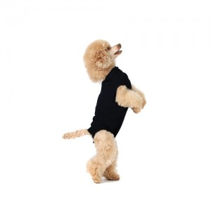 Suitical Recovery Suit Hond - XS - Zwart