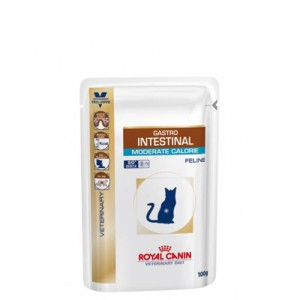 Royal Canin Gastro Intestinal Moderate Calorie Kat 12x100 gr.