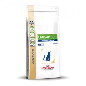 Royal Canin Urinary S/O High Dilution kat (UHD 34) 7 kg