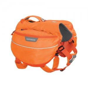 Ruffwear Approach Pack - S - Orange Poppy