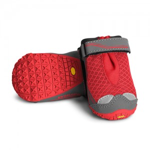Ruffwear Grip Trex Boots - M - Red Currant