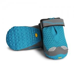 Ruffwear Grip Trex Boots - XS - Blue Spring