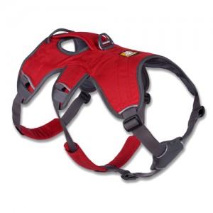 Ruffwear Webmaster Harness - L/XL - Red Currant