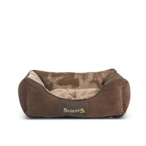 Scruffs Chester Box Bed - Chocolade (bruin) - S