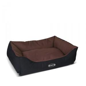Scruffs Expedition Box Bed - M - 60 x 50 cm - Bruin