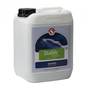 Sectolin Stable Clean - 5 L