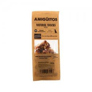 Amigüitos Dog Wildzwijnenvlees Bites - 80 gram