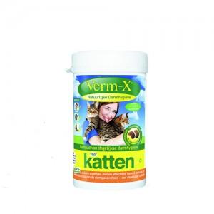 Verm-X kat - snoepjes 120 g