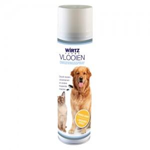 Wirtz Farma Flöhe Umgebungsspray - 400 ml