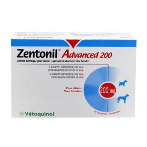 Zentonil Advanced 200 - 30 tabletten
