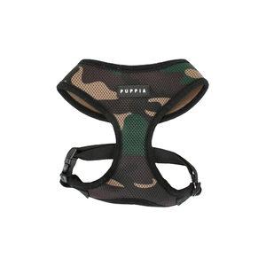 Puppia Soft Harness - XS - Camouflage