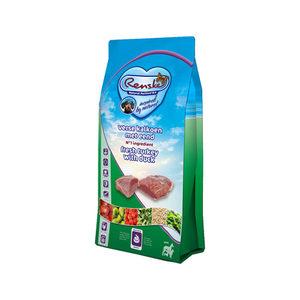 Renske Super Premium Adult - Kalkoen met eend - 600 gram