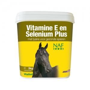NAF Vitamine E, Selenium & Lysine - 3 kg