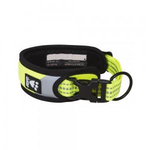 Hurtta Dazzle Collar - Yellow - 25/35 cm