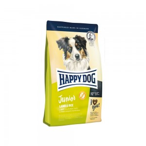 Happy Dog Supreme - Young Junior Lamb & Rice - 1 kg